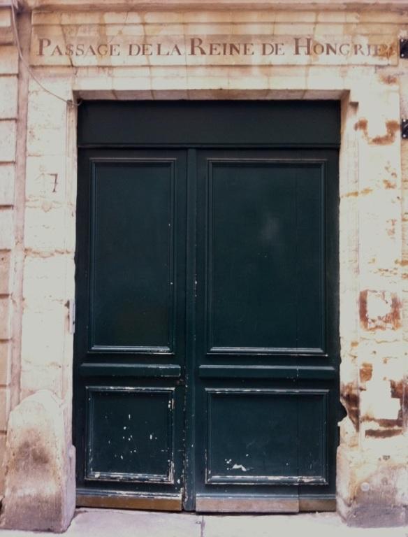 Vu rue Montorgueil, Paris 1er